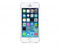 Apple iPhone 5S 16 Go argente