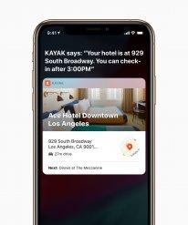 Apple iPhone Xs Siri screen 09122018