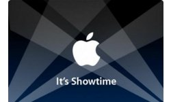 apple keynote showtime