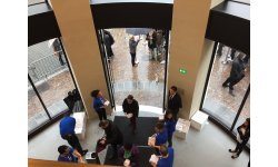 Apple Store Lille inauguration 15