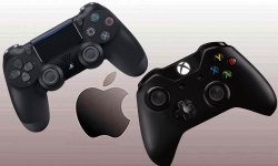 Apple TV PlayStation Xbox Manette DualShock 4 image