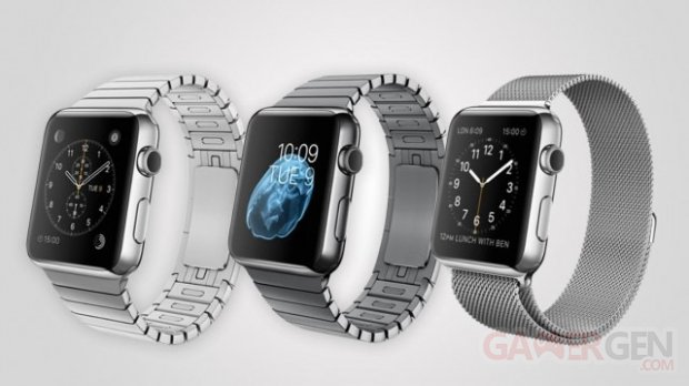 apple watch metal