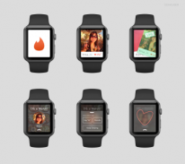 apple watch mockup tinder2