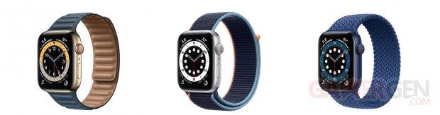 Apple Watch Series 6 et SE images (1)