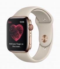 Apple Watch Series4 ECG HeartRate 09122018