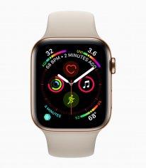 Apple Watch Series4 LiquidMetal face 09122018