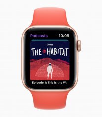 Apple Watch Series4 Podcasts 09122018