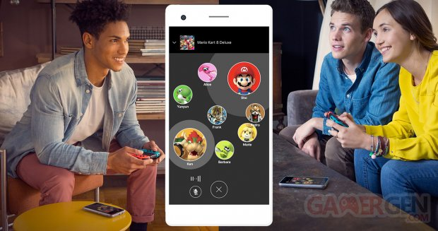 Application Nintendo Switch Online image