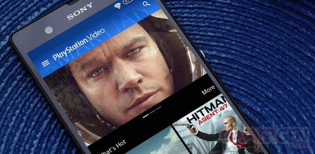 Application PlayStation Video