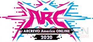 ARCREVO America Online 2020 logo