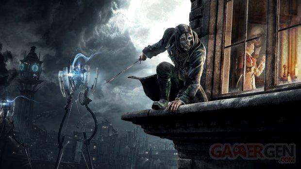 Arkane Studios Xbox Game Pass Dishonored