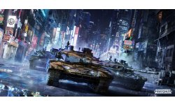 Armored Warfare ChineseTanks Art
