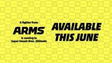 ARMS Super Smash Bros Ultimate image
