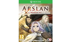 Arslan The Warriors of Legend 22 10 2015 jaquette (2)