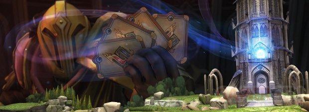 Art Chronicle RuneScape Legends 4 cards