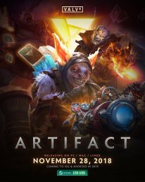 Artifact release date