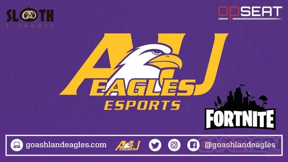 Ashland Esports Fortnite