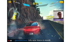 asphalt 8 airborne twitch streaming gameloft
