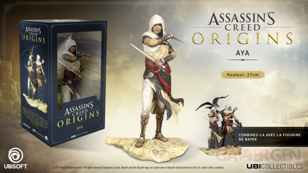 Assassin Creed Origins Aya 01 05 09 2017