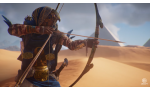 assassin creed origins bayek prend horus video courte sequence animation partagee