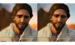 Assassin creed unity comparaison