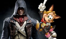 Assassin Creed Unity Famitsu