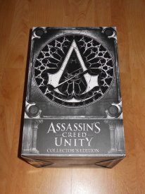 assassin creed unity unboxing deballage photo gamer gen collector us canada americain 03