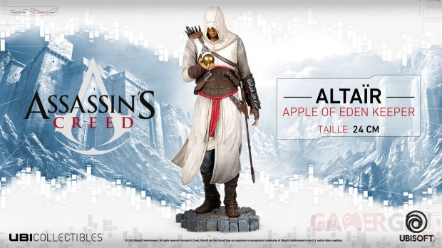 Assassin's Creed Altair figurine statuette Ubicollectibles 01 02 07 2019