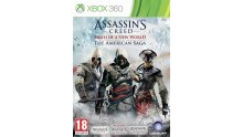 Assassin's Creed American Saga PEGI Xbox 360