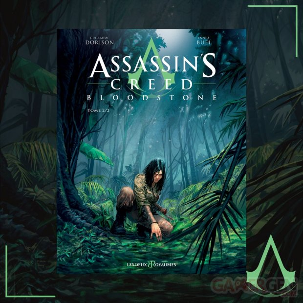 Assassin's Creed Bloodstone Tome 2 11 07 2019