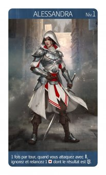 Assassin's Creed Brotherhood of Venice Alessandra carte 17 09 2018