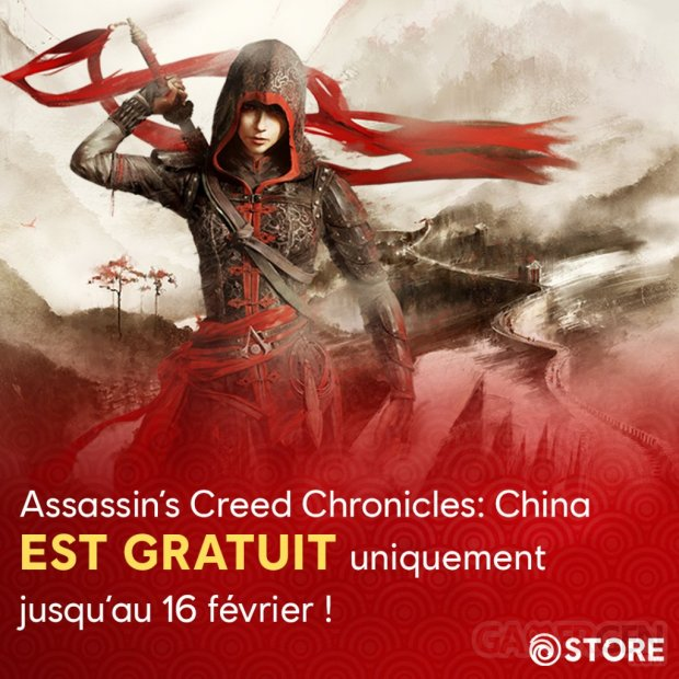 Assassin's Creed Chronicles China 10 02 2021
