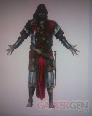 Assassin's Creed Comet leak art 1