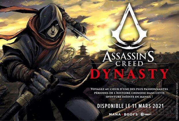 Assassin's Creed Dynasty Mana Books Image 27 01 2021