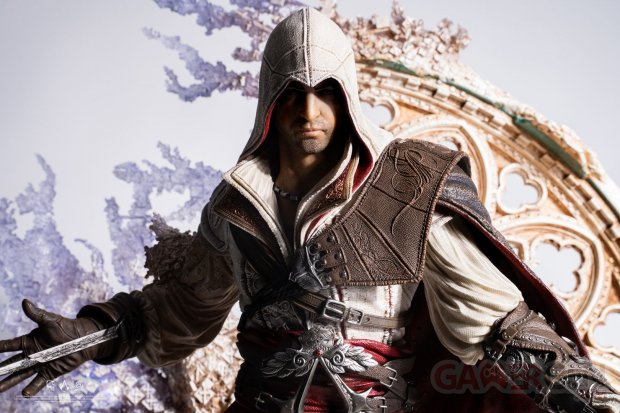 Assassin's Creed Ezio figurine statuette Pure Arts 07 03 10 2019