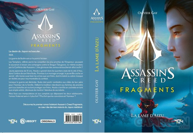 Assassin's Creed Fragments Tome 1 La Lame d'Aizu 12 04 2021