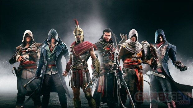 Assassin's Creed Legenday Collection artwork 11 01 2020