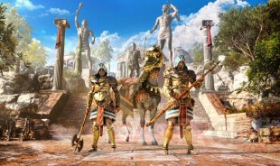 Assassin's Creed Odyssey 02 07 08 2019