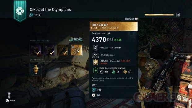 Assassin's Creed Odyssey 07 05 03 2019