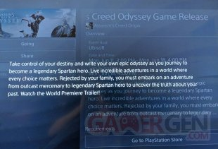 Assassin's Creed Odyssey leak 02 09 06 2018