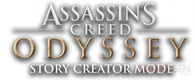 Assassin's Creed Odyssey Story Creator Mode logo 10 06 2019