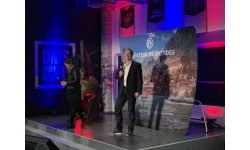 Assassin's Creed Odyssey Ubisoft Québec launch party press lvlop 07 09 10 2018