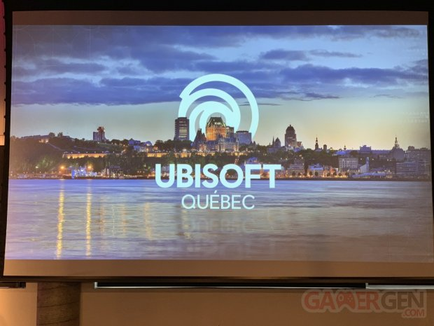 Assassin's Creed Odyssey Ubisoft Québec launch party press lvlop 01 09 10 2018