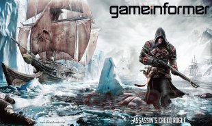 Assassin's Creed Rogue 05 08 2014 Game Informer cover