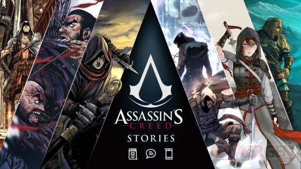 Assassin's Creed Stories 19 04 2021