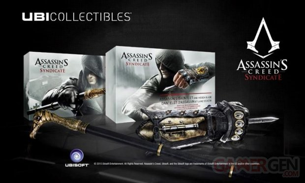 Assassin s Creed Syndicate merchandising