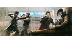 Assassin's Creed Syndicate The Dreadful Crimes artwork