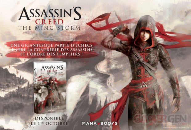 Assassin's Creed The Ming Storm 01 24 09 2020