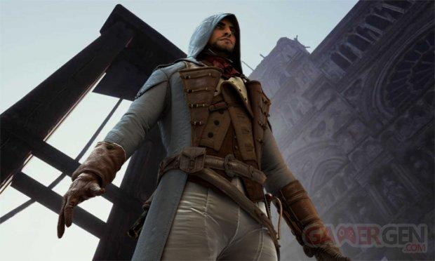 Assassin's Creed Unity 01 07 2014 perso head