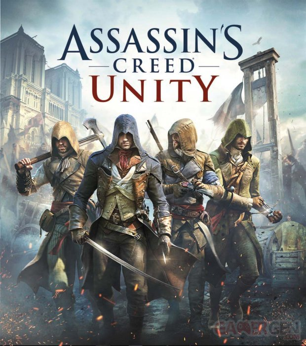 Assassin's Creed Unity 11 06 2014 art 1